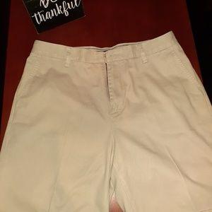 Mens Nautica Khaki Shorts